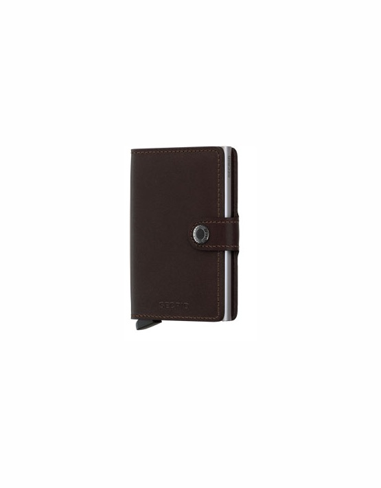Secrid Miniwallet - Original Brown