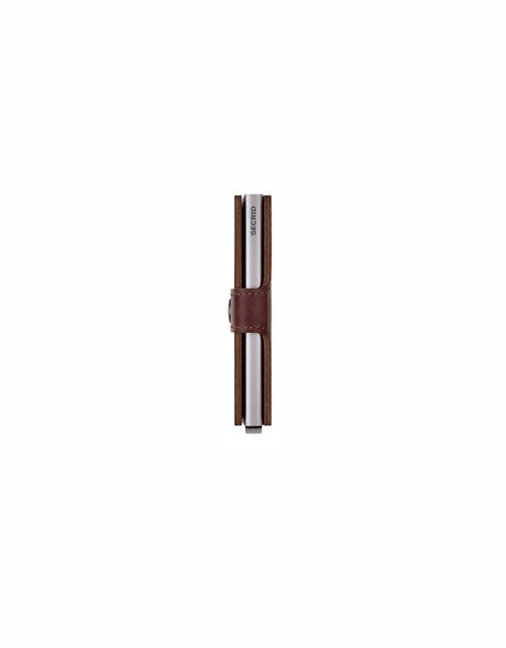 Secrid Miniwallet - Vintage Brown