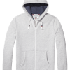 TJM - Zip Hoodie Light Grey | Gate 36 Hobro