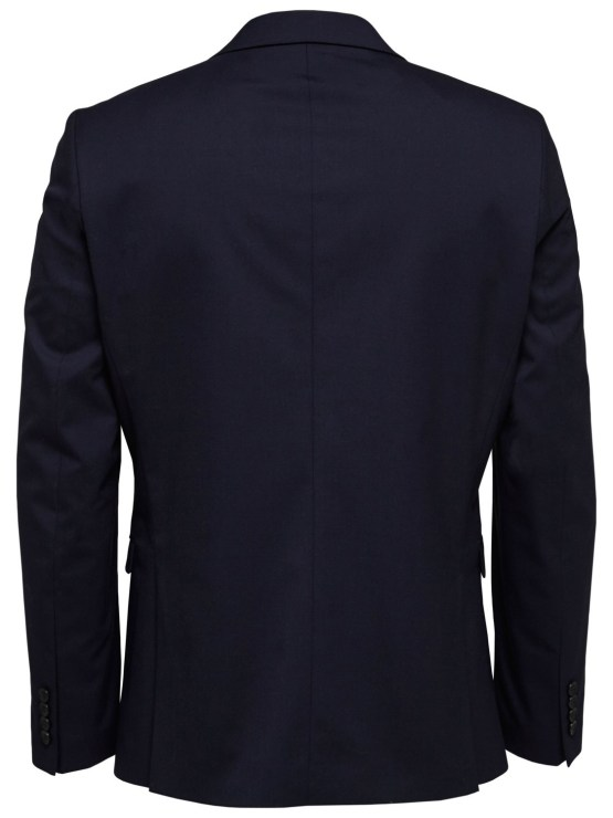 Selected Blazer - New One Mylo Logan Navy | Gate 36 Hobro