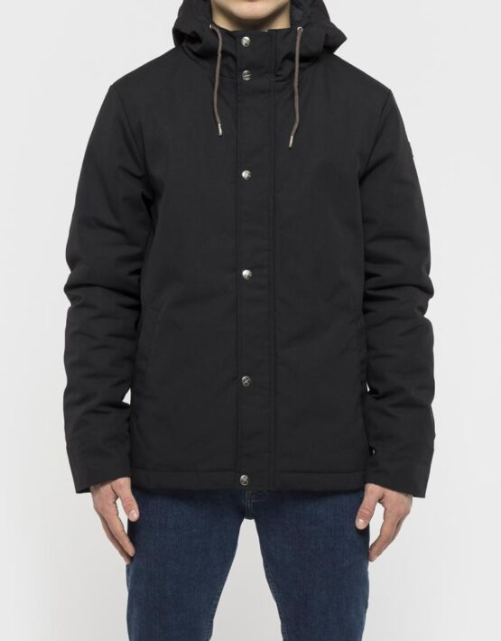 RVLT – Jacket Bjoern Parka Black