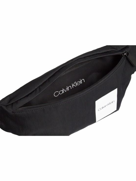 Calvin Klein Item Stort Waist Bag Black   Gate 36 Hobro   Herretøj