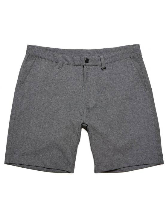 GABBA Jason Chino Shorts Lt.Grey | GATE36 Hobro