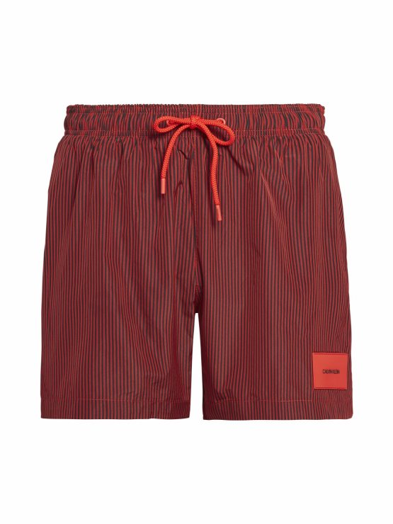 Calvin Klein - Medium Drawstring Stripe Red & Black | GATE36 HOBRO