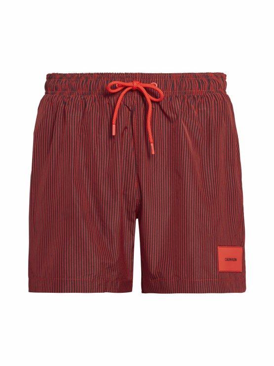Calvin Klein - Medium Drawstring Stripe Red & Black   GATE36 HOBRO