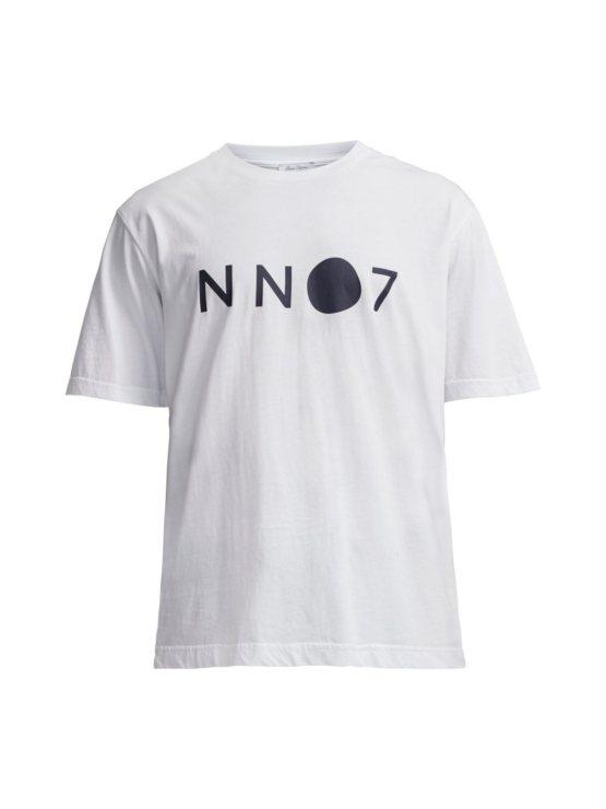 NN07 - Ethan Logo 3208 White | Gate 36 Hobro
