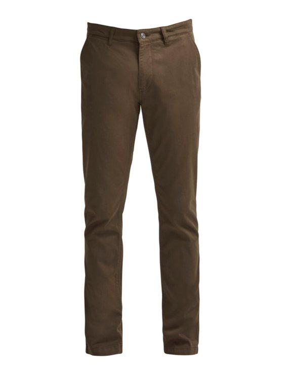 NN07 - Marco Chino 1400 Khaki Grey | GATE36 Hobro