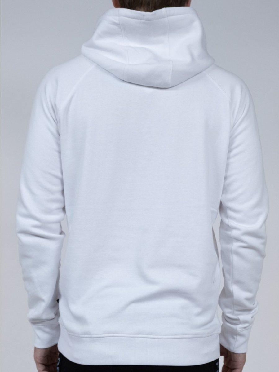 DENIM PROJECT- Hoodie Logo white | GATE36 Hobro