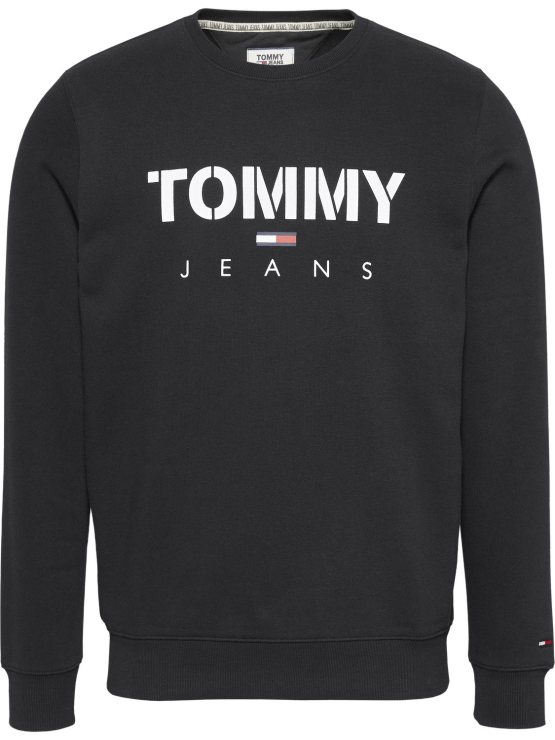TOMMY HILFIGER - SWEAT NOVEL LOGO CREW | GATE36 Hobro