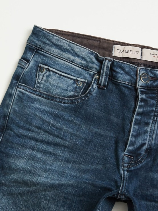 GABBA JEANS - Jones K3228 Wash Blue | GATE36 HOBRO