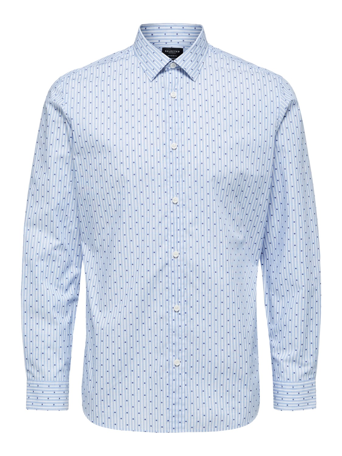 Selected Skjorte - Slhregpen-sixten light blue | Gate36 Hobro
