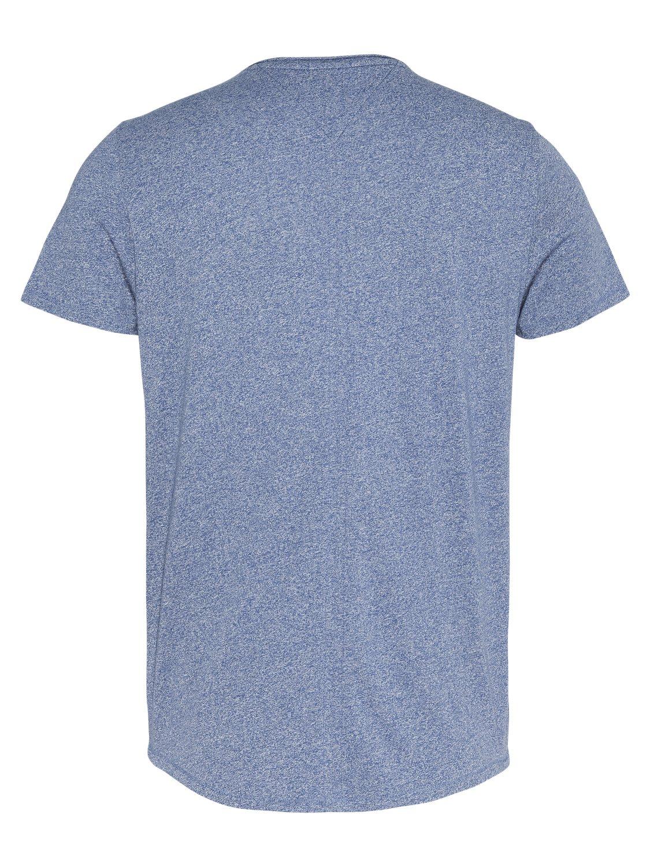 TOMMY HILFIGER - T-shirt Jaspe Blå | GATE 36 Hobro