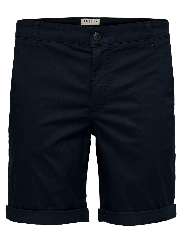 Selected - Chino Shorts Dark Sapphire | GATE 36 Hobro