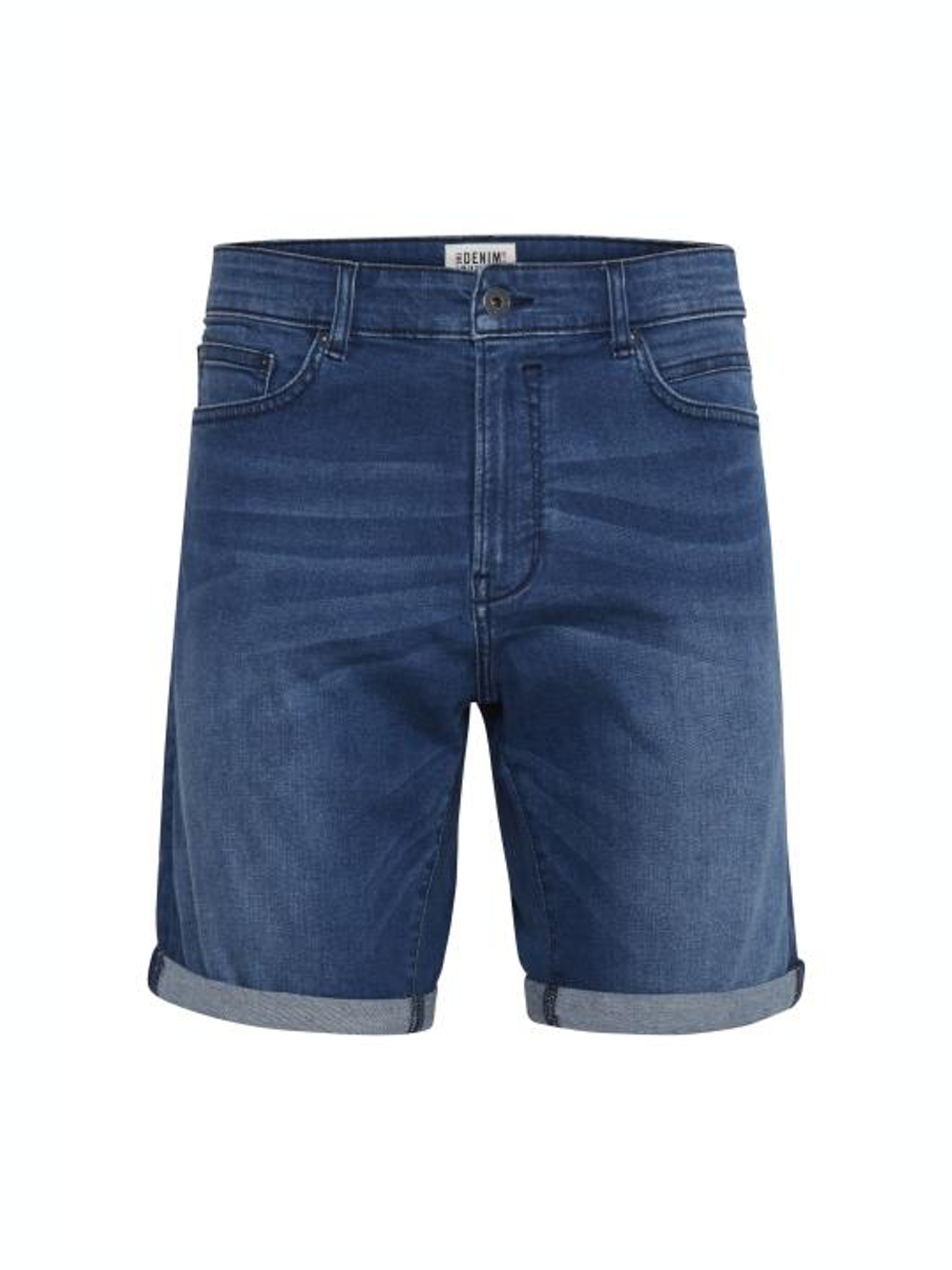 SOLID - DENIM SHORTS RYDER BLUE | GATE 36 Hobro