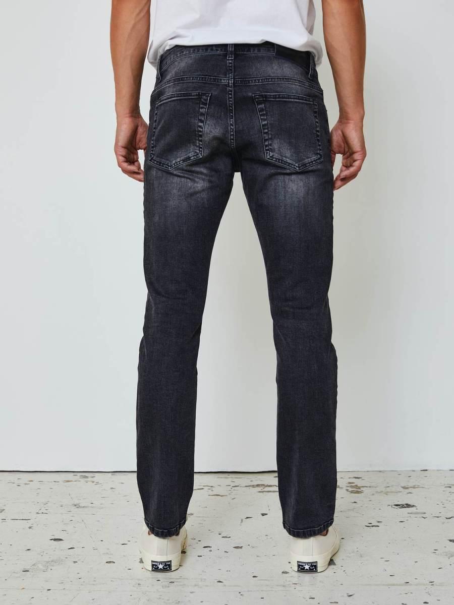 Just junkies Jeans - JEFF LOOSE GREY JJ2001 | GATE 36 Hobro