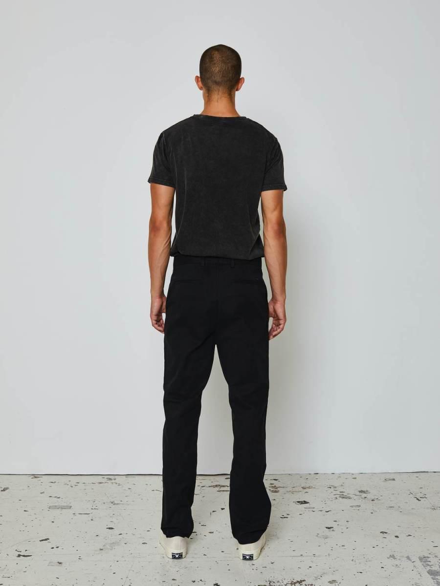 Just junkies - Toya Pants Black   GATE 36 Hobro