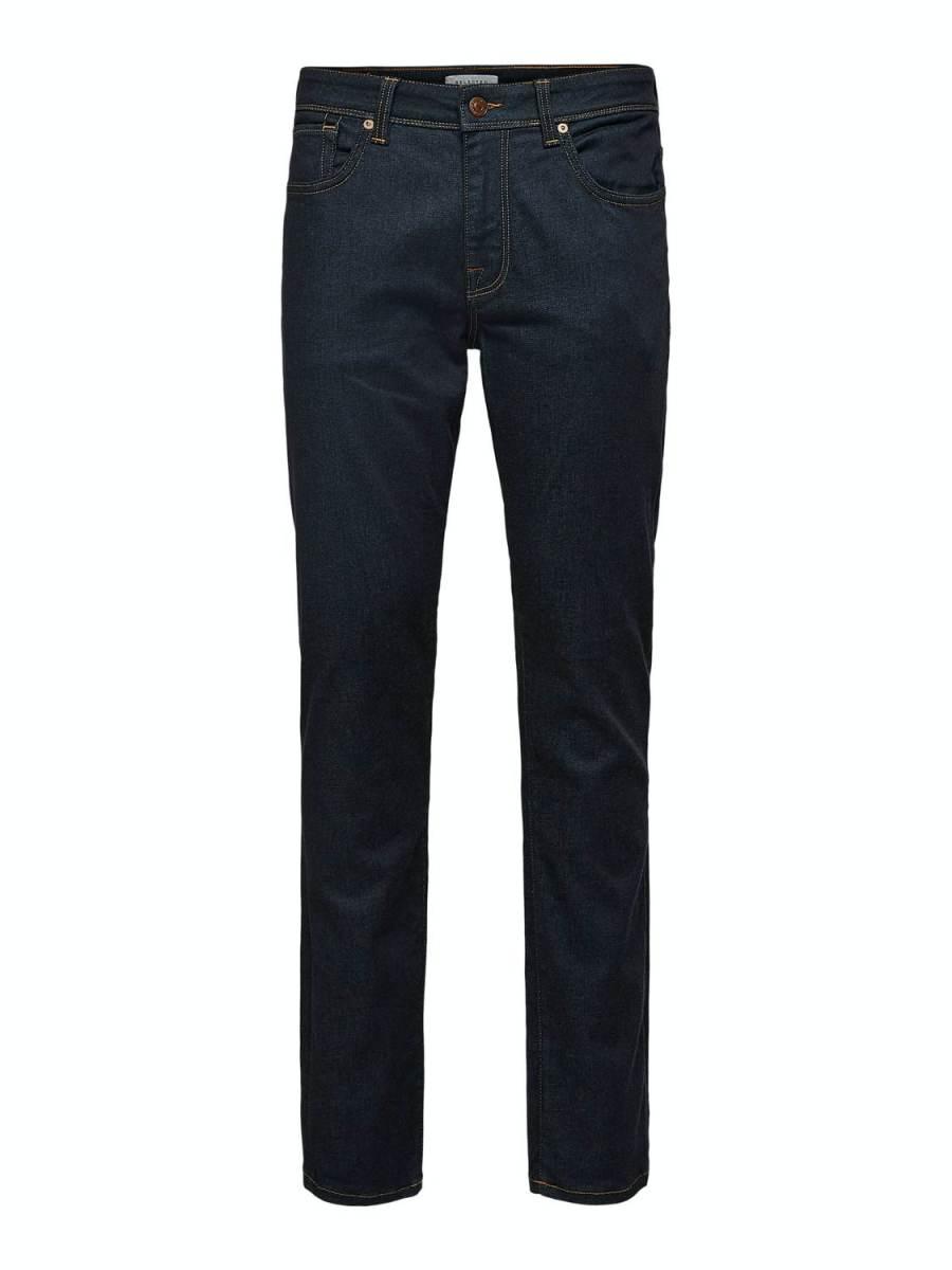 Selected Jeans - Slhslim-Leon 6234 Rinse Blue   GATE 36 Hobro