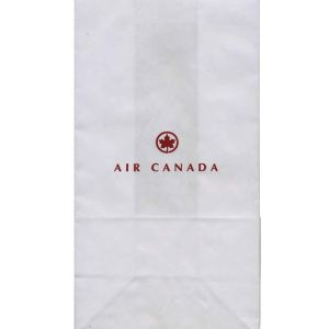Air Canada Air/Motion Sickness Bag