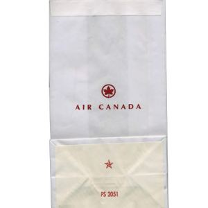 Air Canada Air/Motion Sickness Bag