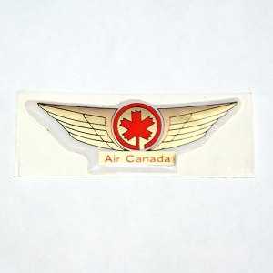 Air Canada Jr Pilot Wings – Sticker