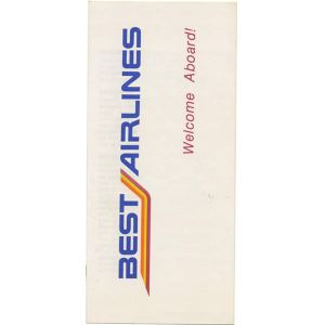 Best Airlines Boarding Pass Jacket Envelope