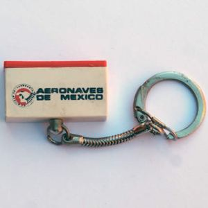 Aeronaves de Mexico, Aeromexico Airlines Mail Opener Keychain