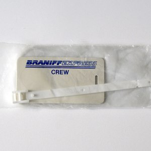 Braniff Express Airlines Crew Badge