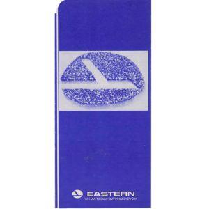 Eastern Airlines Boarding Pass Jacket Envelope
