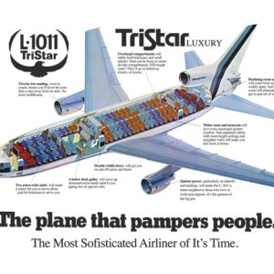 Luxury Airliner Cutaway