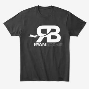Ryan Bomar Branded Tee Black