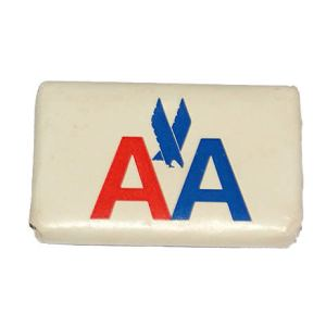 American Airlines Lavatory Soap Bar