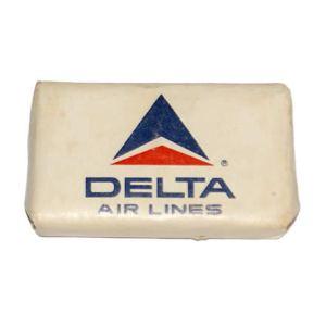 Delta Air Lines Lavatory Soap Bar (Large Widget)