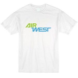 Obsolete Airline Logo, Airwest
