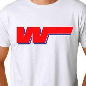 Western Airlines Budlite Tee