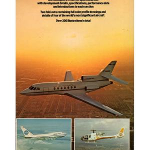 The Illustrated Encyclopedia of the Worlds Commercial Aircraft (Book) (1978)