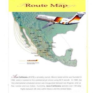 Aero California Brochure