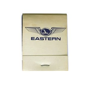 Eastern Airlines Matchbook Matches