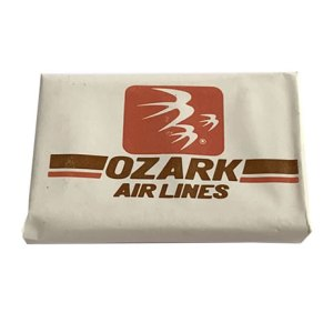 Ozark Air Lines Lavatory Soap Bar