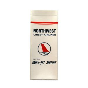 Northwest Orient Airlines Viceroy Pack of Cigs