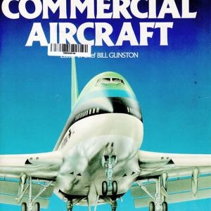 The Illustrated Encyclopedia of Commercial Aircraft (Book) (1980) Aer Lingus Cover