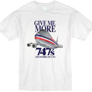 More 747s Tee