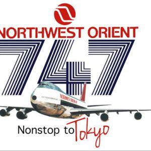NWO 747 to Tokyo