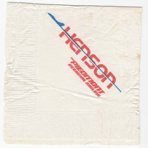 Henson Piedmont Napkin Paper Napkin