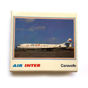 Air Inter Super Caravelle 1:600 Scale Model