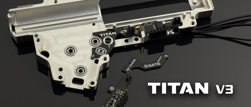 medium resolution of titan v3 is an aeg control system for v3 gearboxes which will transform your airsoft gun into an advanced training weapon adjust your aeg and check the
