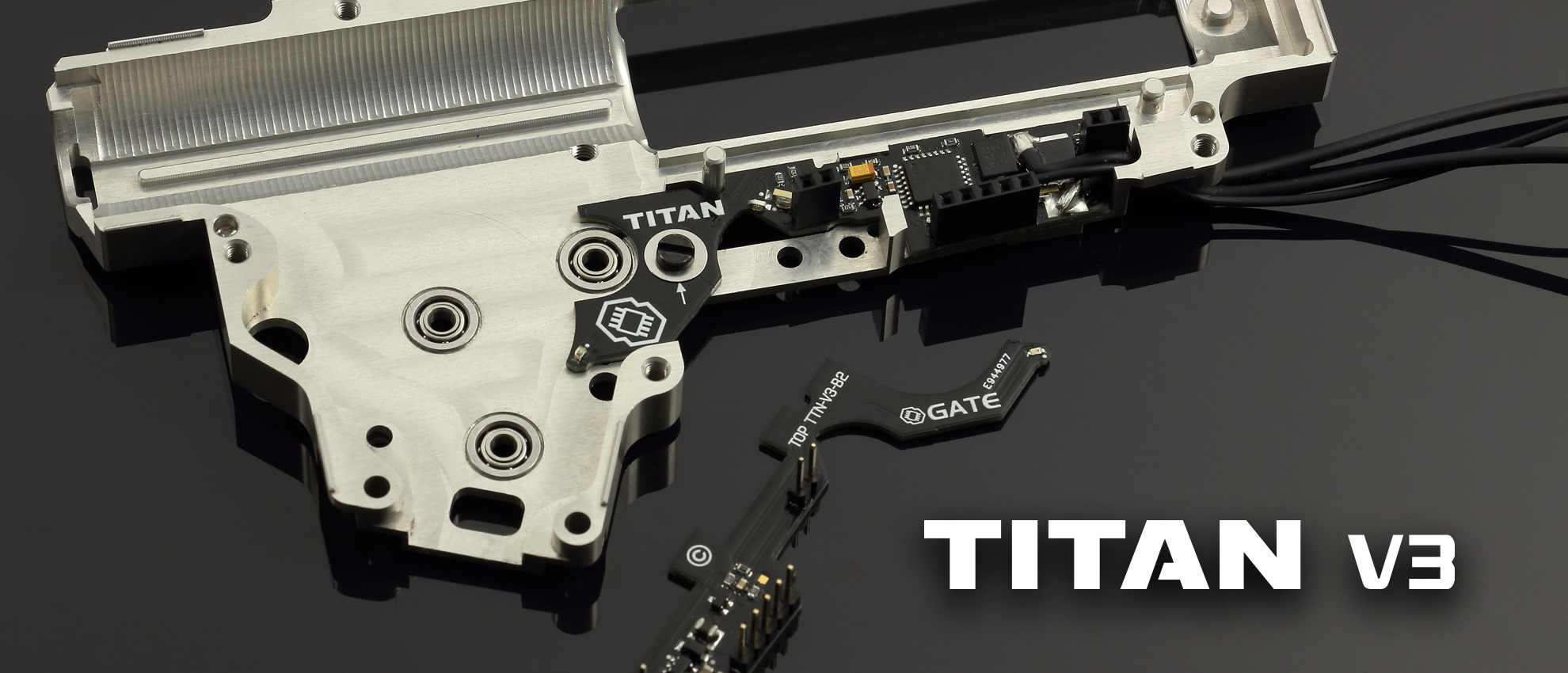 hight resolution of titan v3 is an aeg control system for v3 gearboxes which will transform your airsoft gun into an advanced training weapon adjust your aeg and check the