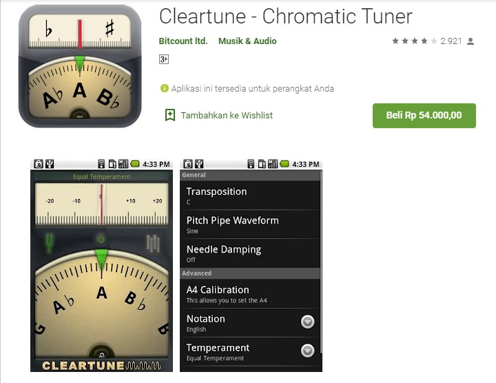 Cleartune