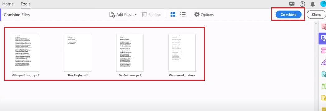 file pdf di laptop