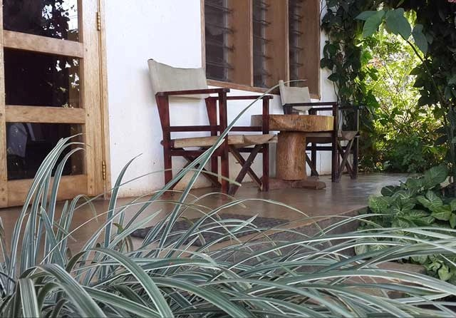 Cottage Accommodation in Entebbe
