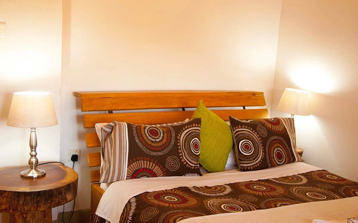 Comfort Room - Single or Double Occupancy